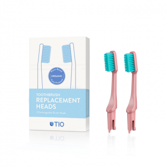 Tio Toothbrush Replacement Heads