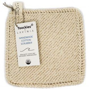 Toockies Organic Handknitted Scrubbers, the-cleaning-cabinet