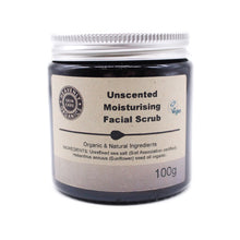 Load image into Gallery viewer, Organic Moisturising Facial Scrub, the-cleaning-cabinet