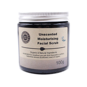 Moisturising Facial Scrub by Heavenly Organics