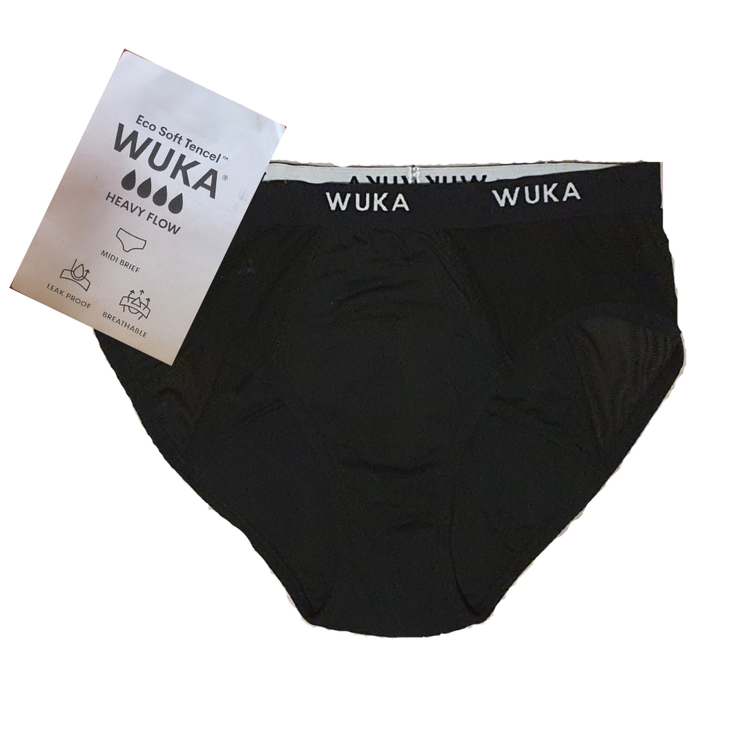 WUKA Ultimate™ Midi Brief - Heavy Flow