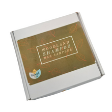 Load image into Gallery viewer, Natural Spa Mini Shampoo Sampler - 4 mini shampoo bars