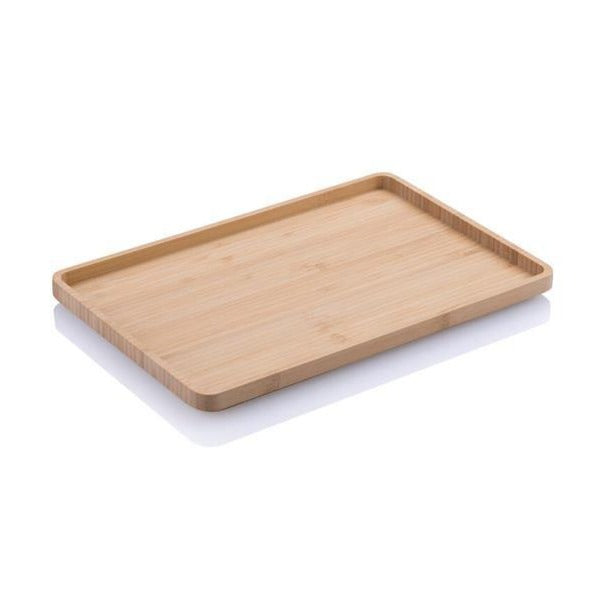 Bamboo Rectangle Serving Tray by Bambu - Large
