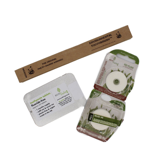 Plastic-Free Dental Box