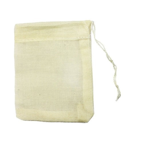 Reusable Organic Cotton Tea Bag by EcoLiving