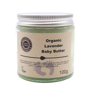 Organic Baby Butter by Heavenly Organics