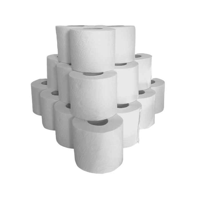 Nova Tissues 100% Recycled Toilet Paper (36 Rolls)
