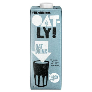 Oatly Original Enriched Oat Milk Drink 1L