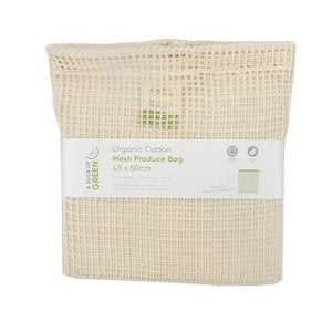 Organic Mesh Produce Bag (Extra Large)
