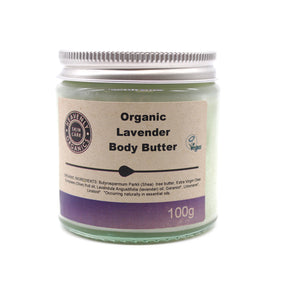 Organic Rich Body Butter, the-cleaning-cabinet