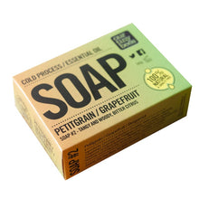 Load image into Gallery viewer, Natural Cold Pressed Soap (140g), the-cleaning-cabinet