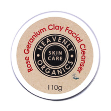 Load image into Gallery viewer, Clay Facial Cleanser by Heavenly Organics