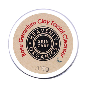 Clay Facial Cleanser by Heavenly Organics