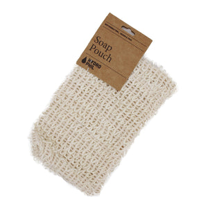 Sisal Soap Pouch by Hydrophil, the-cleaning-cabinet