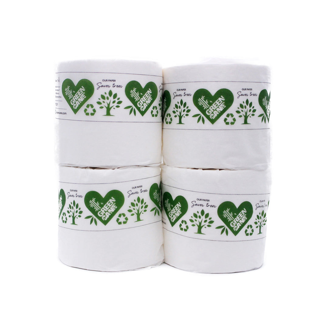 GreenCane Sustainable Toilet Rolls (300 Sheets)