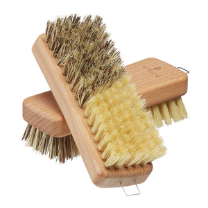 Plastic Free Vegetable Brush by EcoLiving