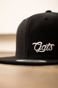 Simply GATS Snapback Black KIDS Edition