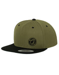 "GATS Snapback ""olive/black""  The Big G"