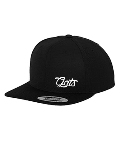 simply GATS Snapback black'n'white Edition