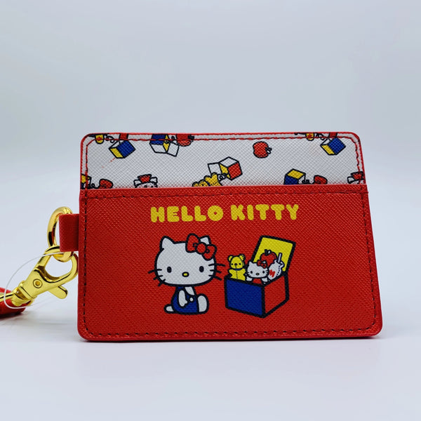 Hello Kitty 45th Anniversary Pass Case