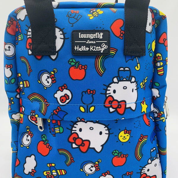 Hello Kitty x Loungefly - 45th Anniversary Mini Backpack