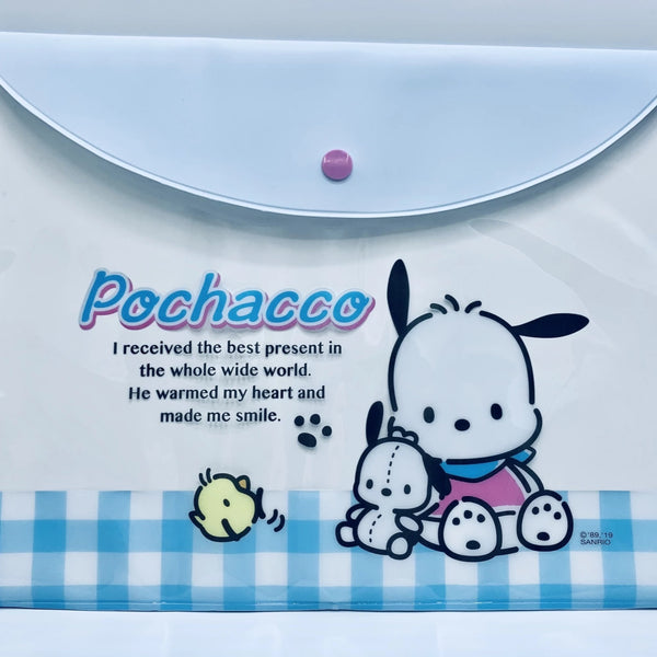 Pochacco Vinyl Document Case