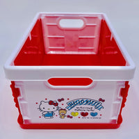 Hello Kitty Foldable Crate (Small)