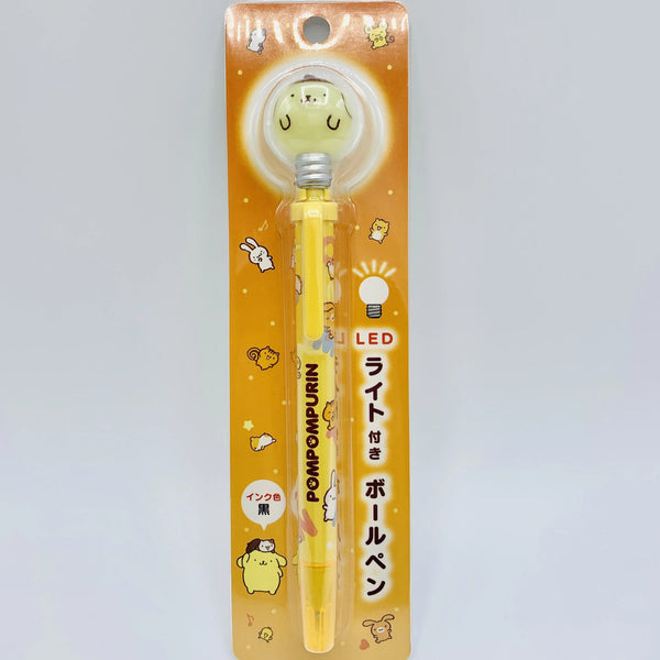 Pompompurin LED Light Ballpoint Pen