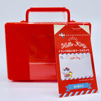 Hello Kitty Travel Memo Pad w/ Case