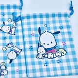 Pochacco Drawstring Bag 2-Piece Set
