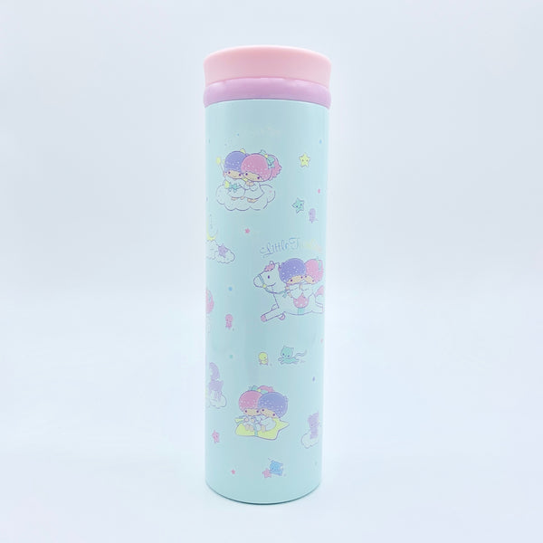 Little Twin Stars Stainless Steel Bottle (Large)