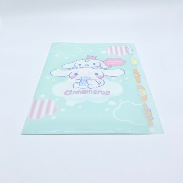 Cinnamoroll Clear File w/ Index