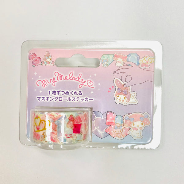My Melody Masking Roll Stickers