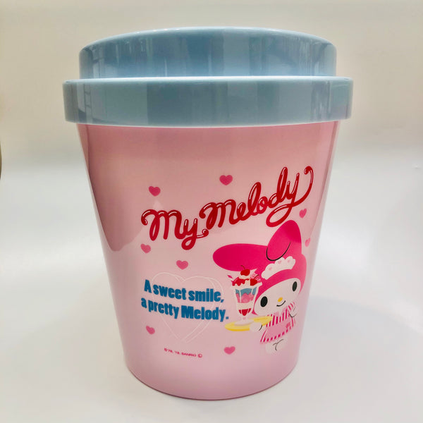 My Melody Cup Shaped Trash Can