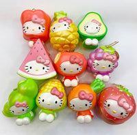Hello Kitty Squishy Toy