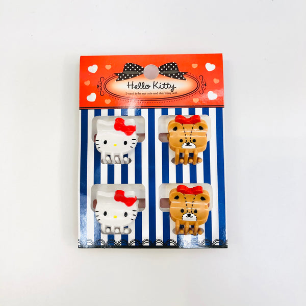 Hello Kitty Mini D-Cut Hair Clips