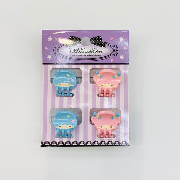 Little Twin Stars Mini D-Cut Hair Clips