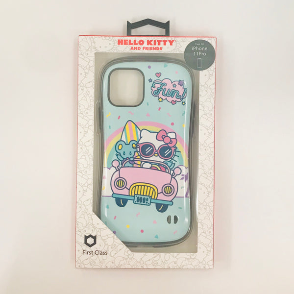 Hello Kitty Mint Car iPhone 11, Pro, Pro Max Case