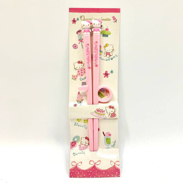 Hello Kitty Sweets Training Chopsticks