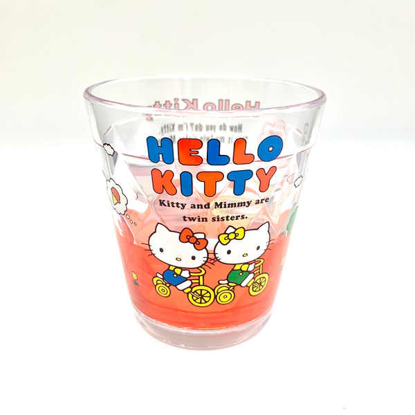 Hello Kitty Plastic Cup