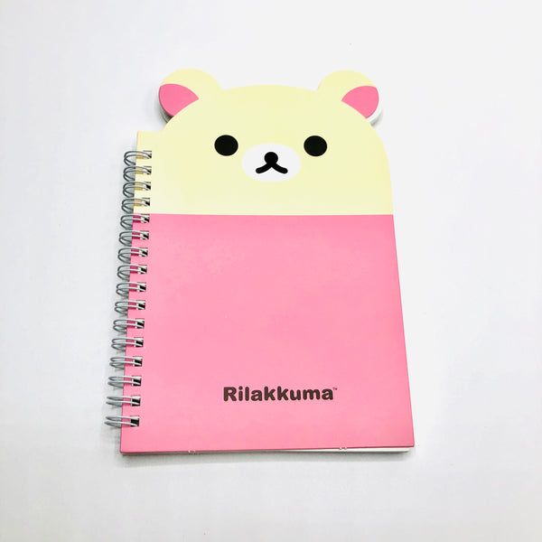 Rilakkuma Lined Notebook