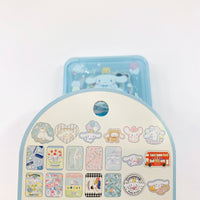 Cinnamonroll Stickers in a Case