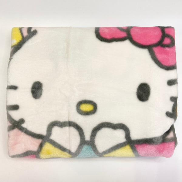 Pink Hello Kitty Blanket