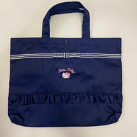 Hello Kitty Navy Ribbon Tote Bag