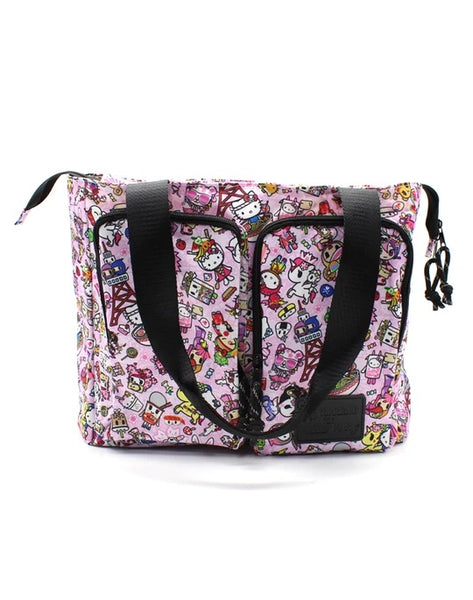 tokidoki x Hello Kitty Food Tour Shoulder Bag