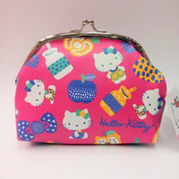 Vivid Hello Kitty Kisslock Purse