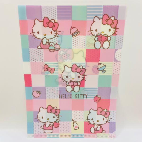 Hello Kitty A4 Clear File
