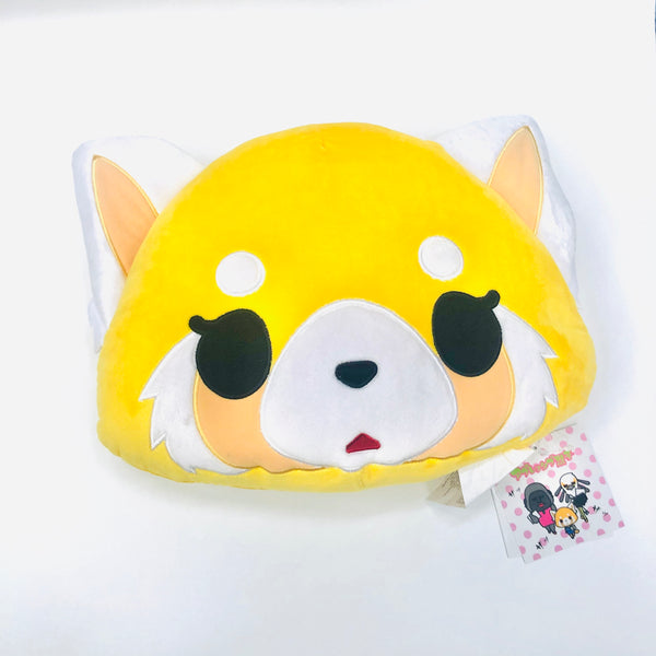 Aggretsuko D-Cut Cushion