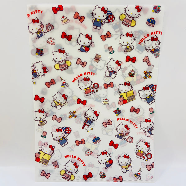 Hello Kitty Clear File