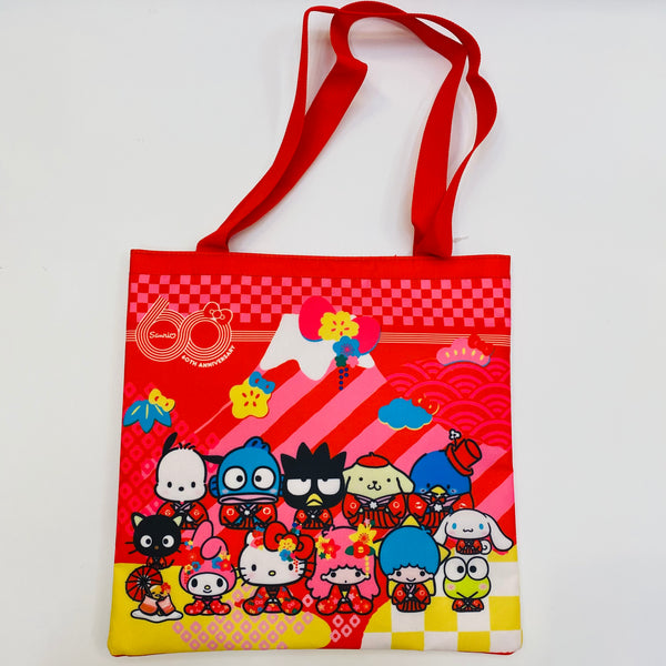 60th Sanrio Anniversary Tote Bag